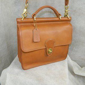 COACH Vintage WILLIS Bag 9927 SUPER RARE